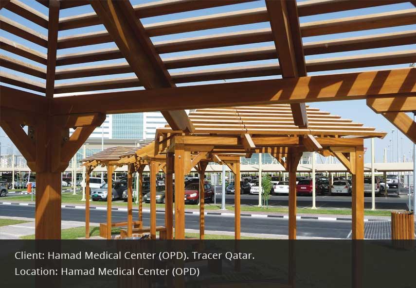 Pergola Contracting & Greenhouses W L L  – Qatar